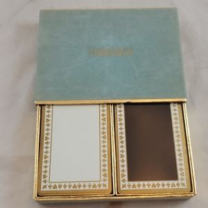 Tiffany & Co Vintage Playing Cards